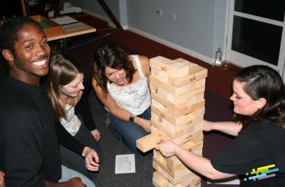 team building jeux en bois