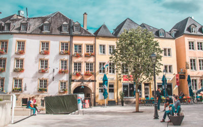 EVG – EVJF à Luxembourg