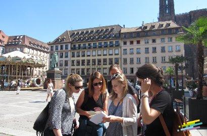 Team Building Chasse au Trésor à Strasbourg