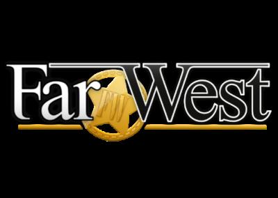 Jeu de société - Far West - logo