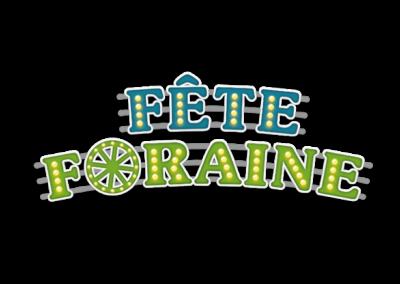 Jeu de société - Fete Foraine - logo