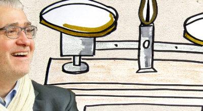 Discernement et recherche de sens en entreprise par notre invité : Frédéric Rochet